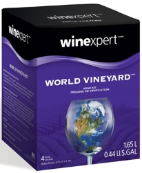 AUST GRENACHE/SHIRAZ/MOUV GRAPE SKIN 12L WINE KIT